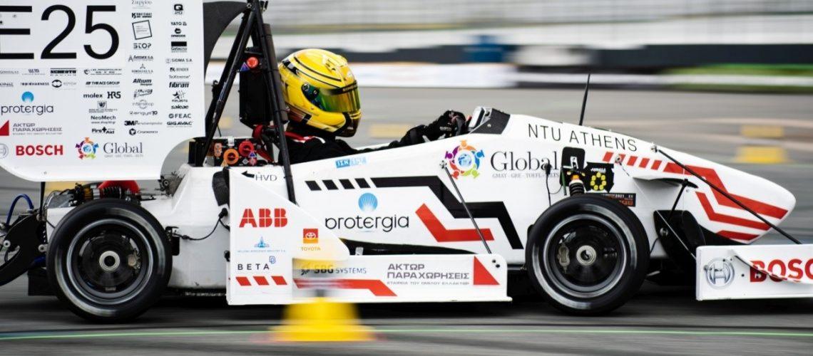 NTUA International Formula Student Competition