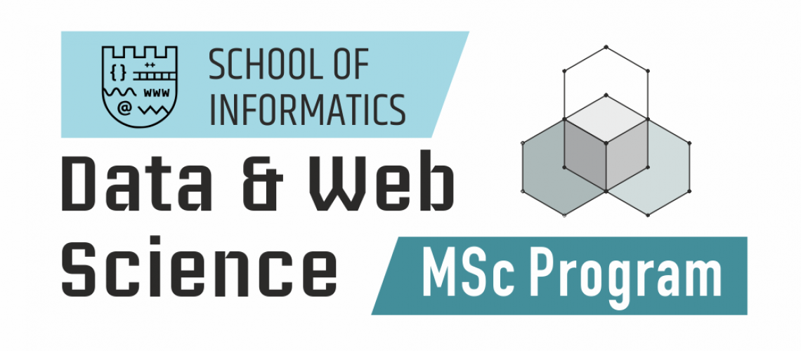 master of the week data and web science